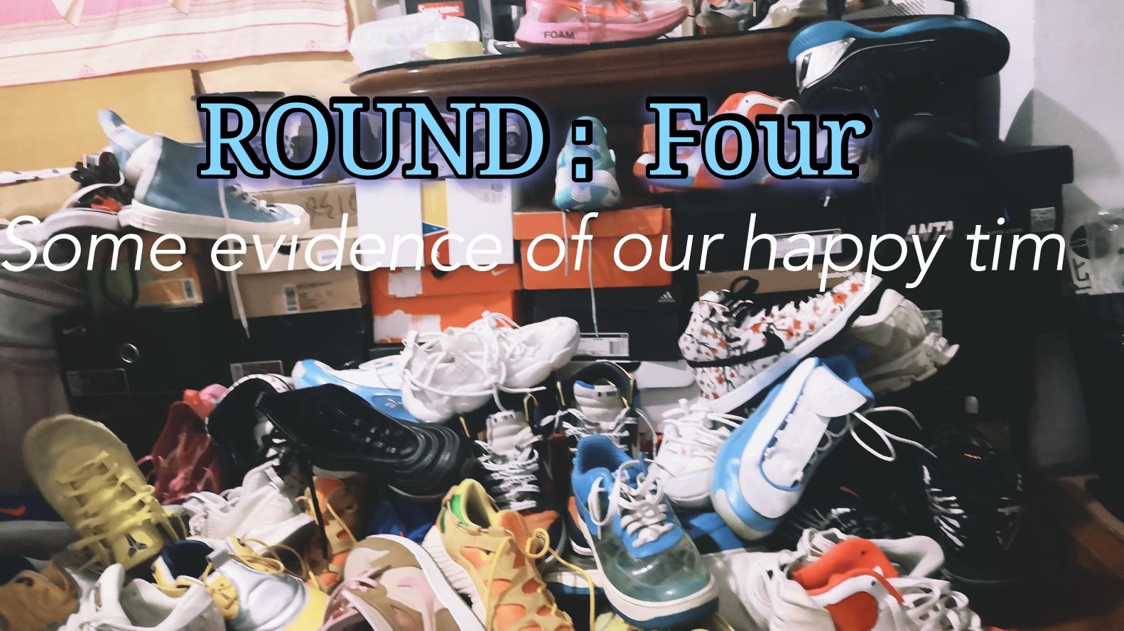 【超A新生计划】ROUND:Four 球鞋的展示与介绍