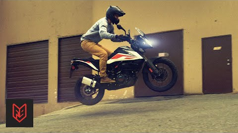 KTM 390 Adventure 试骑评测