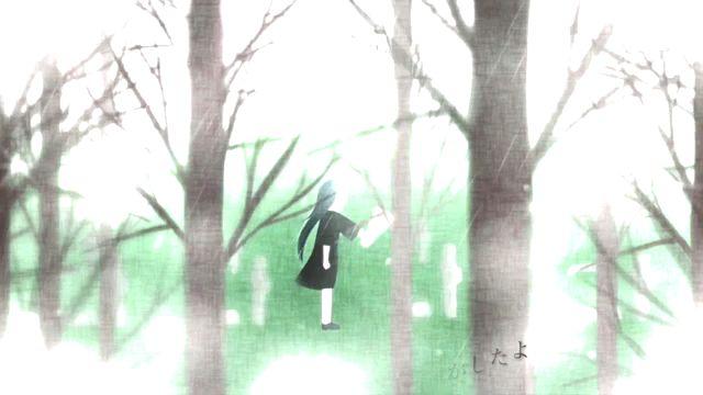 【初音ミク】雨ノ葬列【竜】