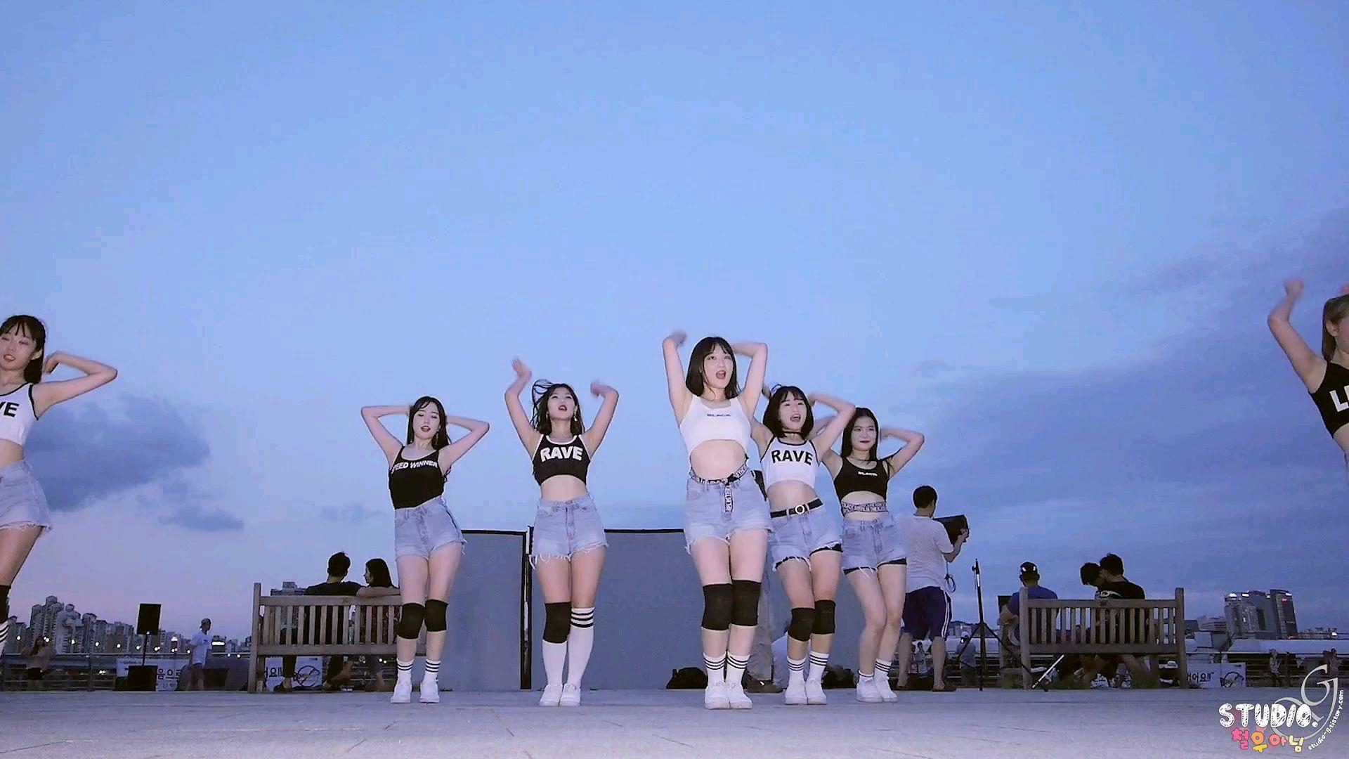 韩国女团性感舞蹈系列