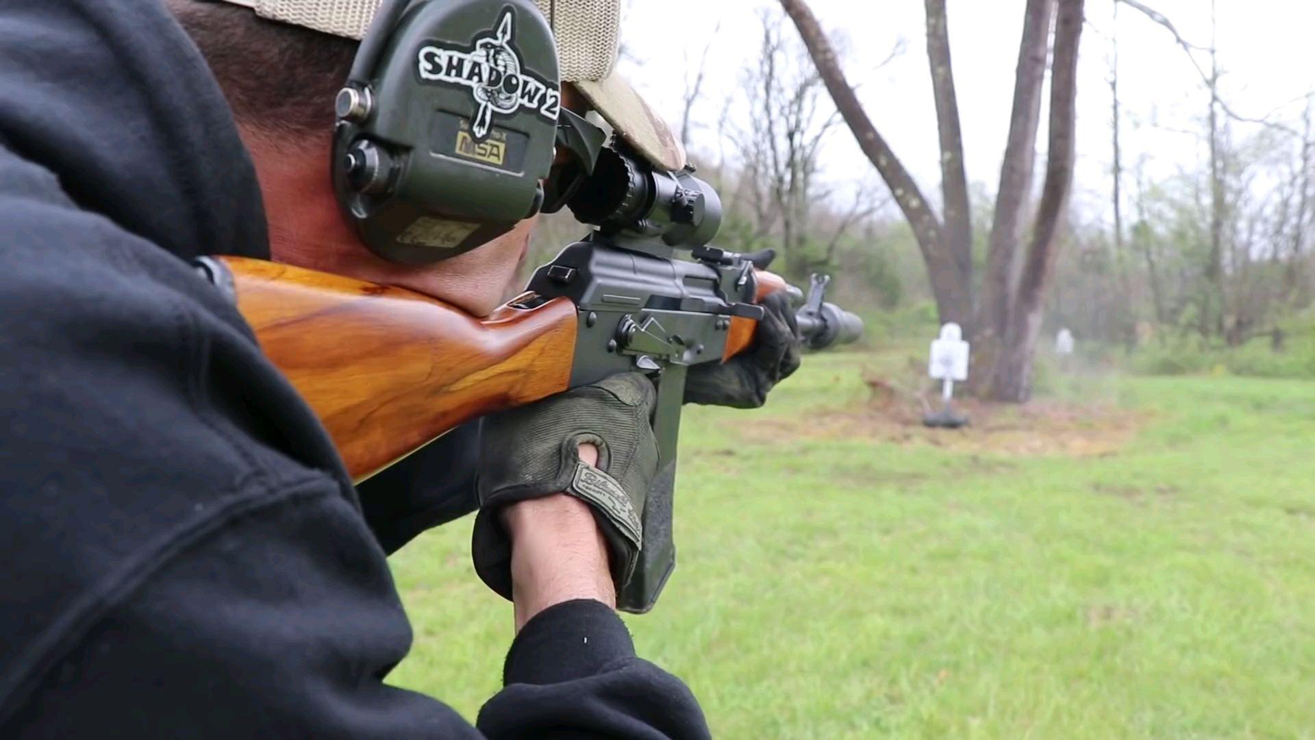 (步)AK74