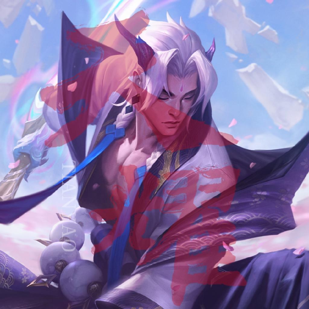 英雄联盟-天耀(葵花点)