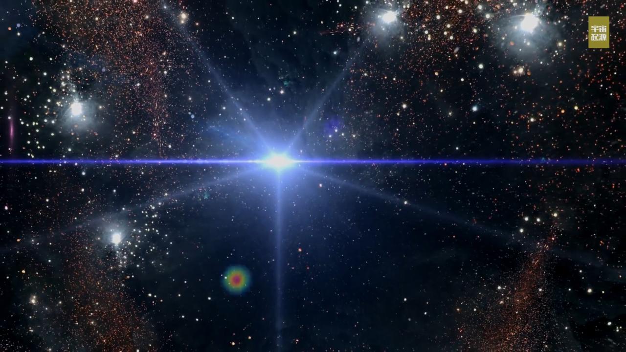 关于宇宙起源说你了解多少?从宇宙大爆炸经历过多少不同时期?