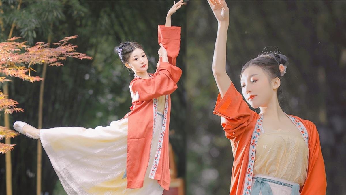 【南瓜·独家 】绿罗裙|花影娇 折枝花满衣