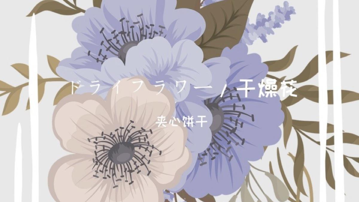 ドライフラワー(干燥花)/優里 - Cover by 夹心饼干