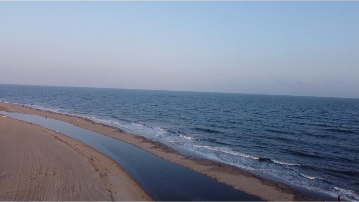 一个人的看海