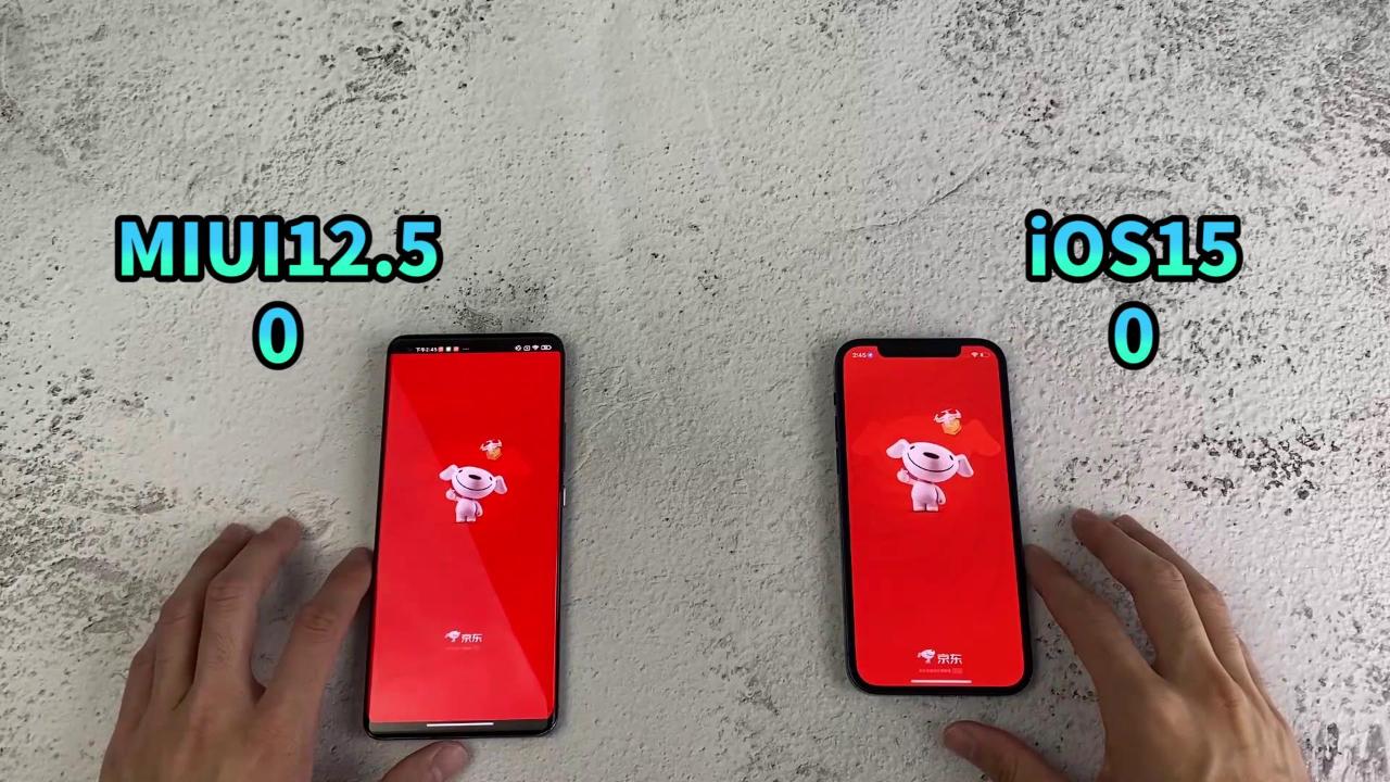 实测iOS15对比MIUI12.5!iOS15又是吹出来的?