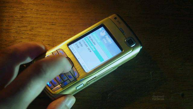 诺基亚N70手机铃声