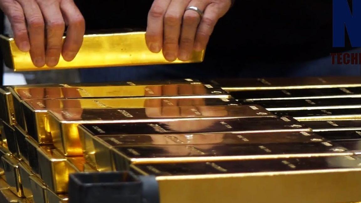 金条是如何制造出来的?