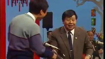 经典相声冯巩马季《五官争功》