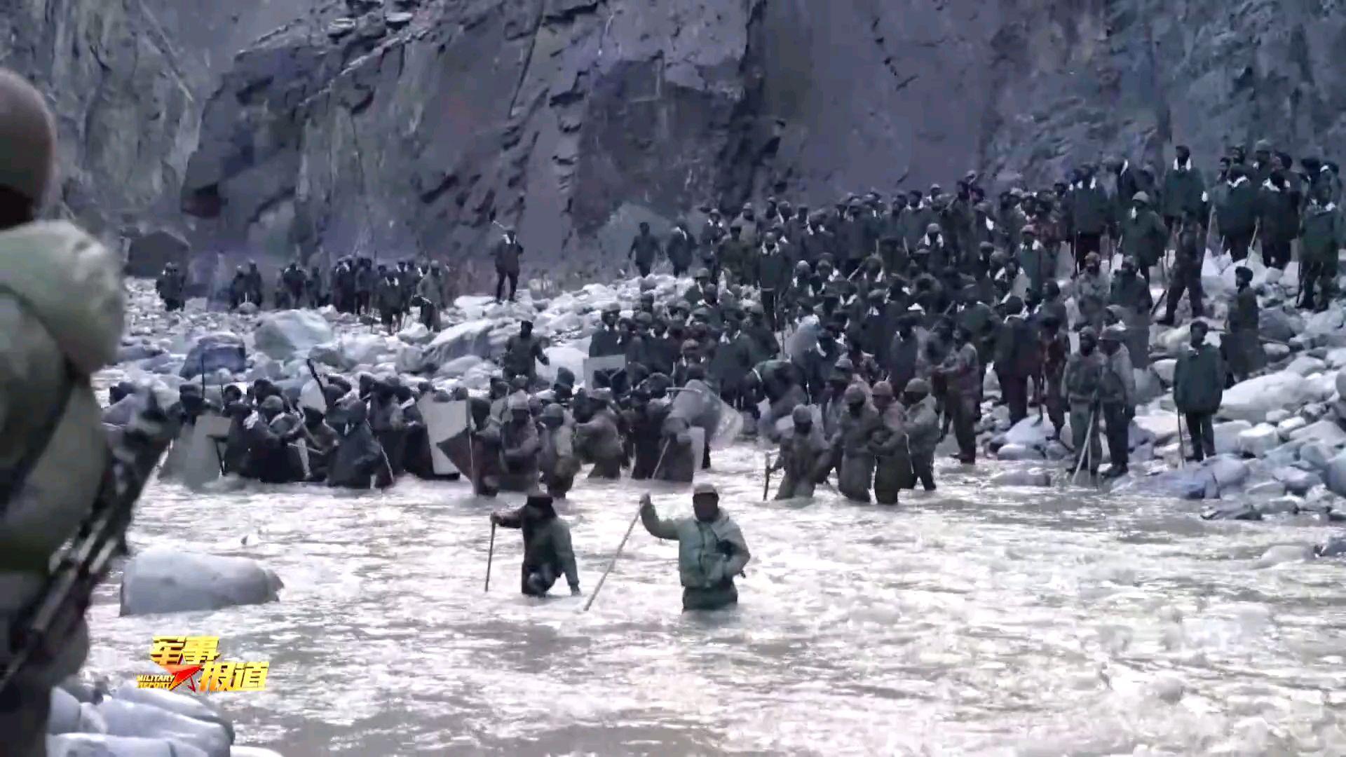 边境河谷冲突画面公开