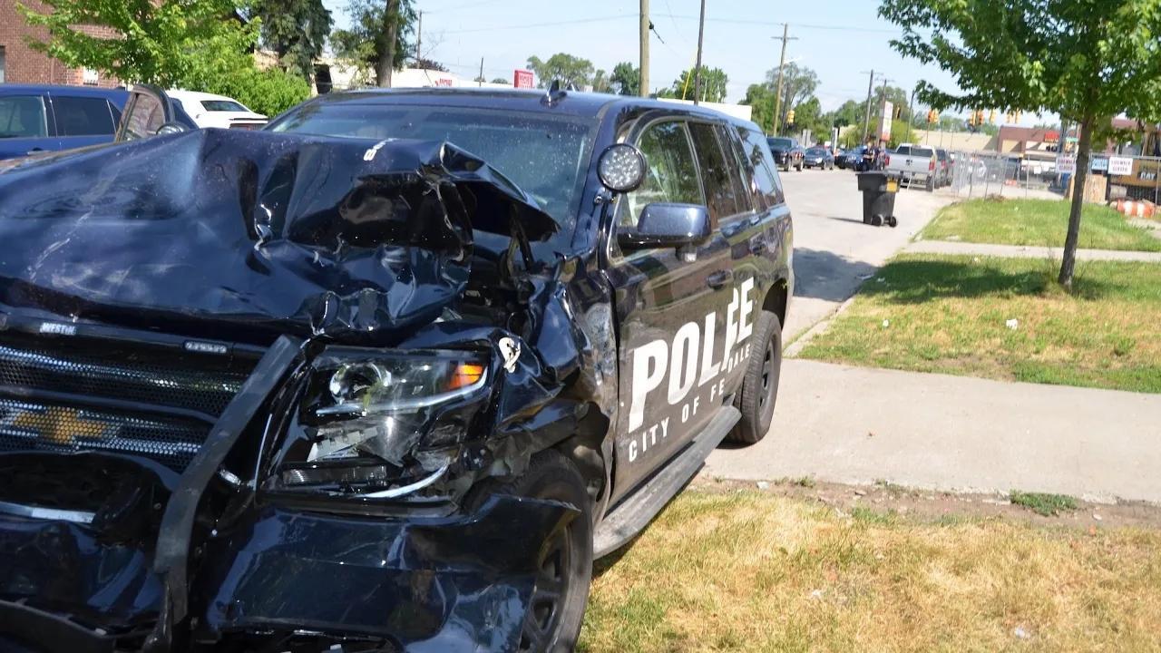 【执法记录】警察遭遇高阶GTA女车手