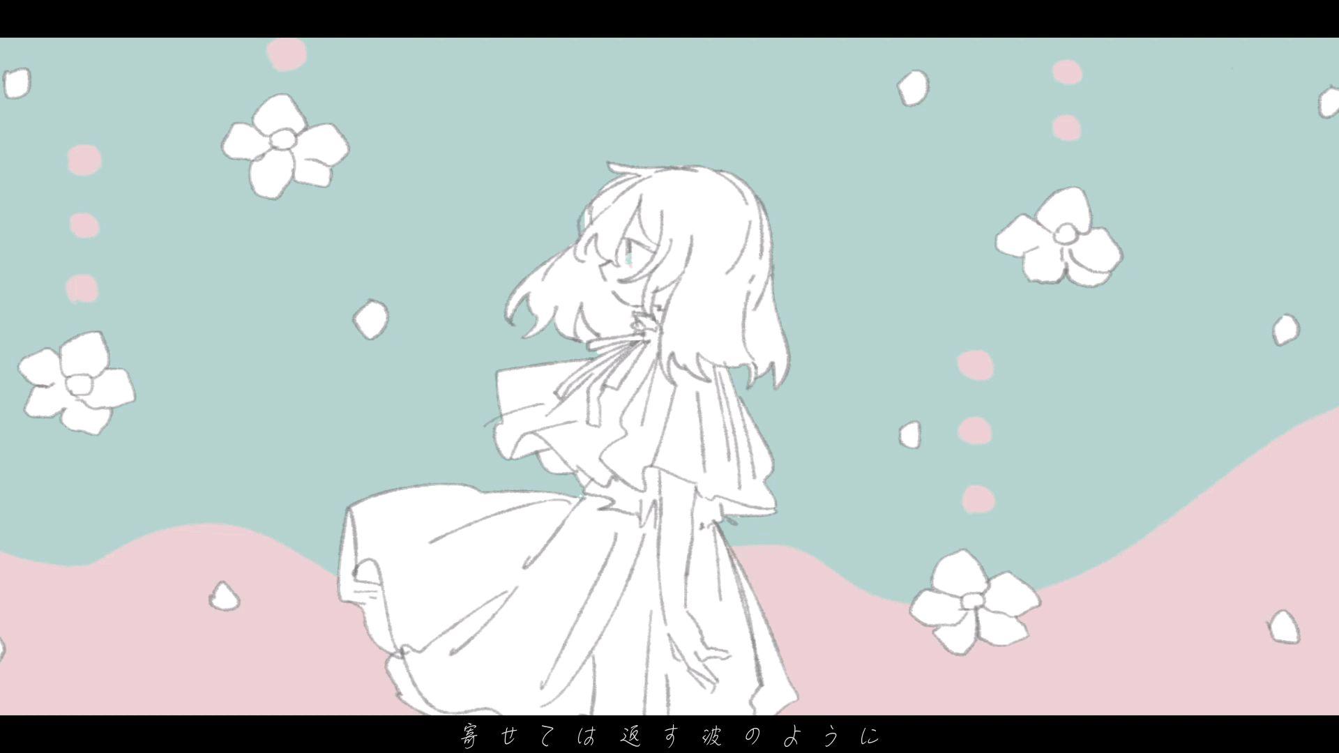 【初音ミク】花一華【凪】