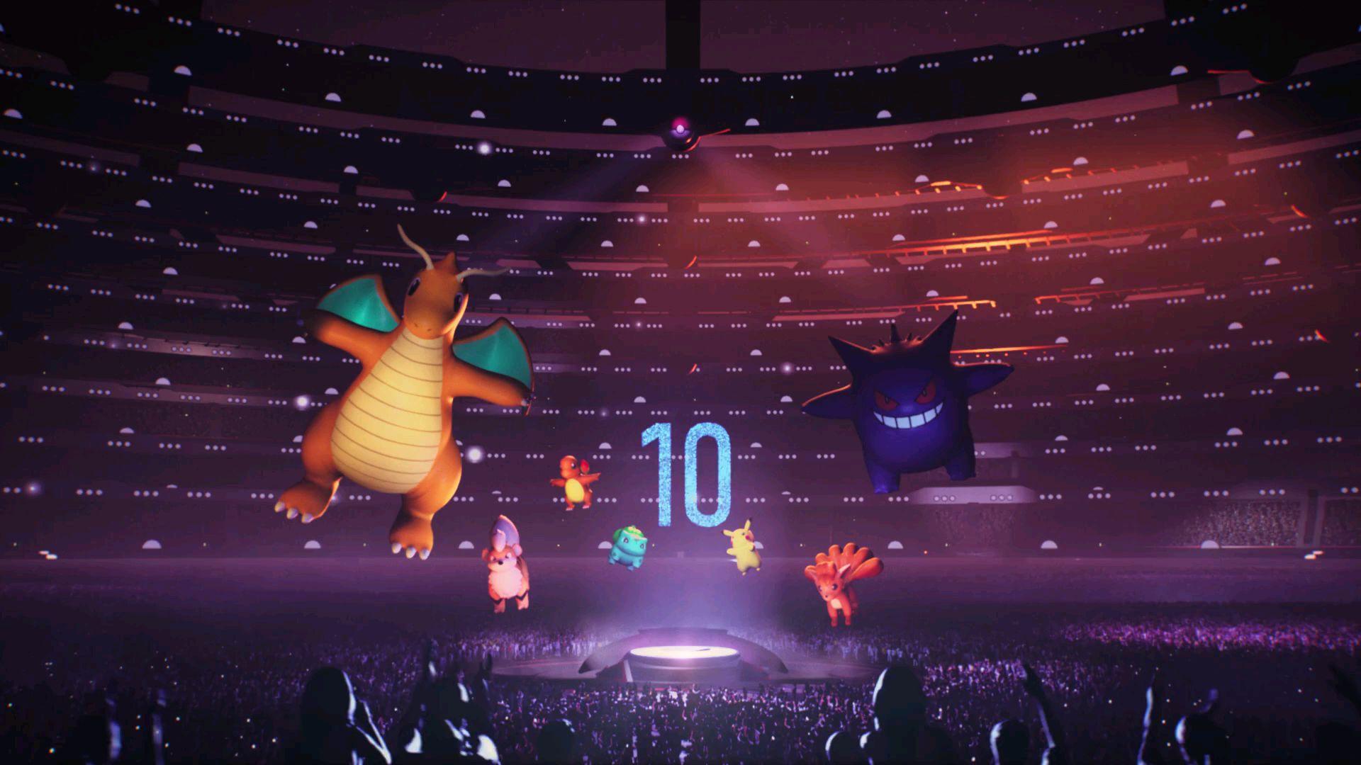 波兹·马龙 (Post Malone) 宝可梦25周年虚拟演唱会。