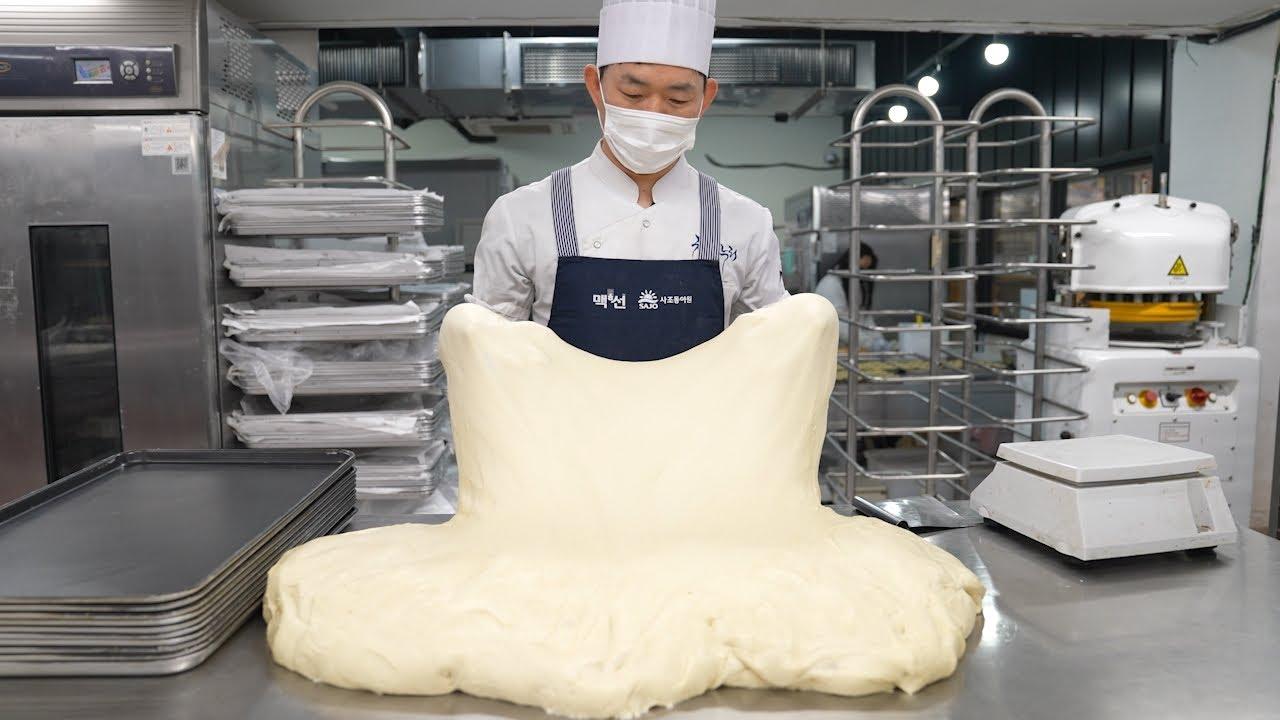 韩国拌饭面包—拌饭炸丸子 - 韩国料理——韩国街头美食