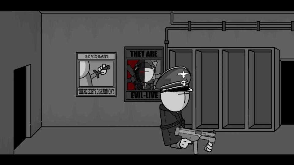 自学暴力迪吧flash动画