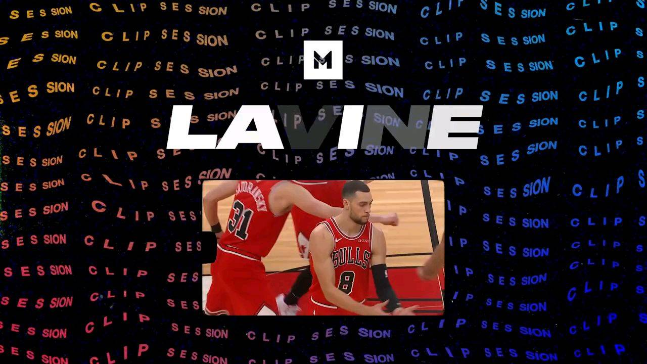 """""""芝加哥库里""""--扎克·拉文19-20赛季疯狂高光剪辑! 不止是扣篮王!"""