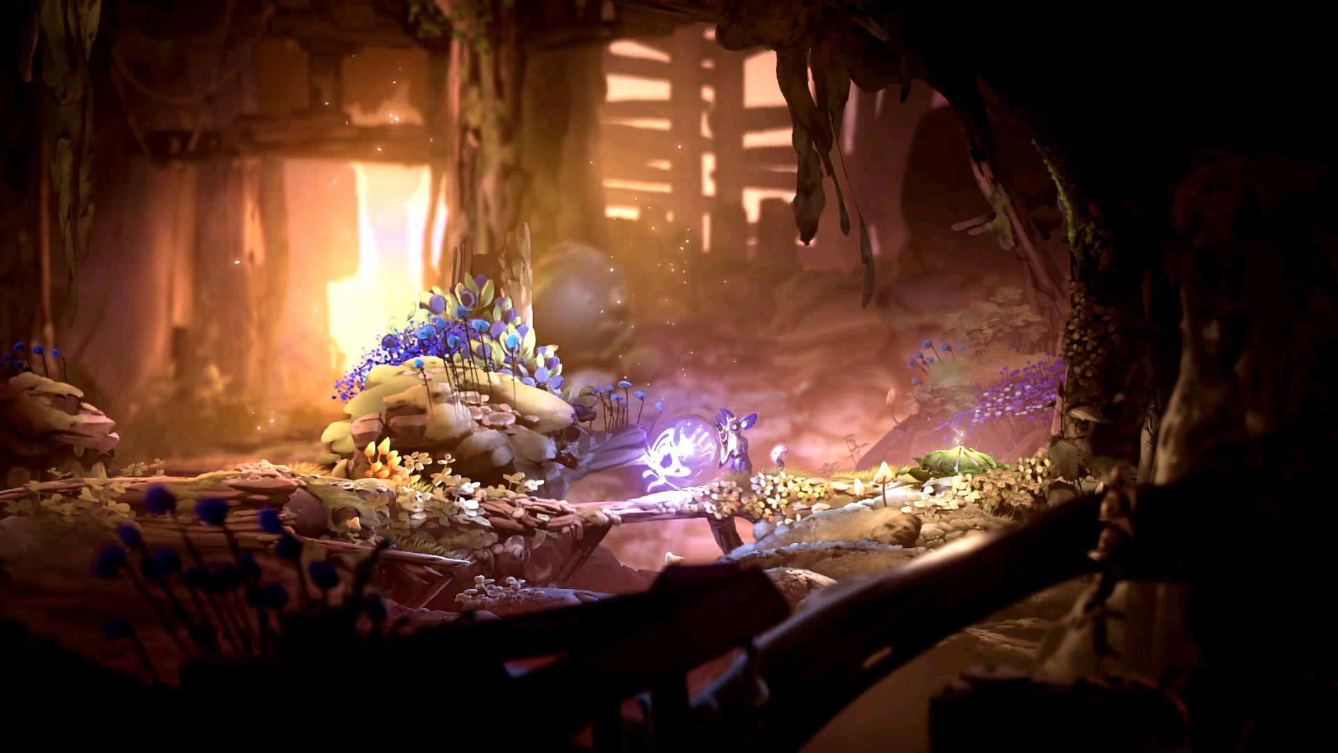 【A站独家】【精灵与萤火意志】p6.1:水磨坊探险,打爆触手怪