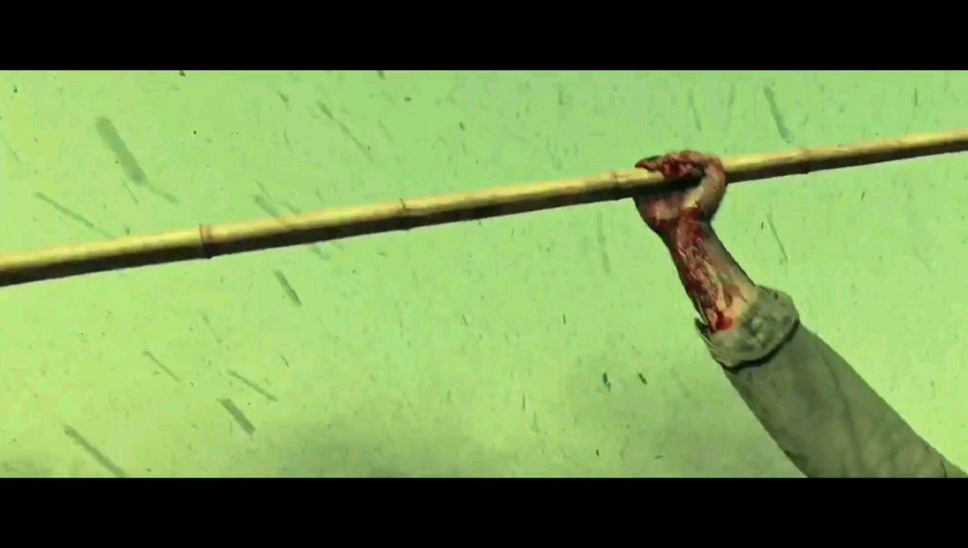 《八佰》护旗片段,热血沸腾,勿忘国耻,振兴中华
