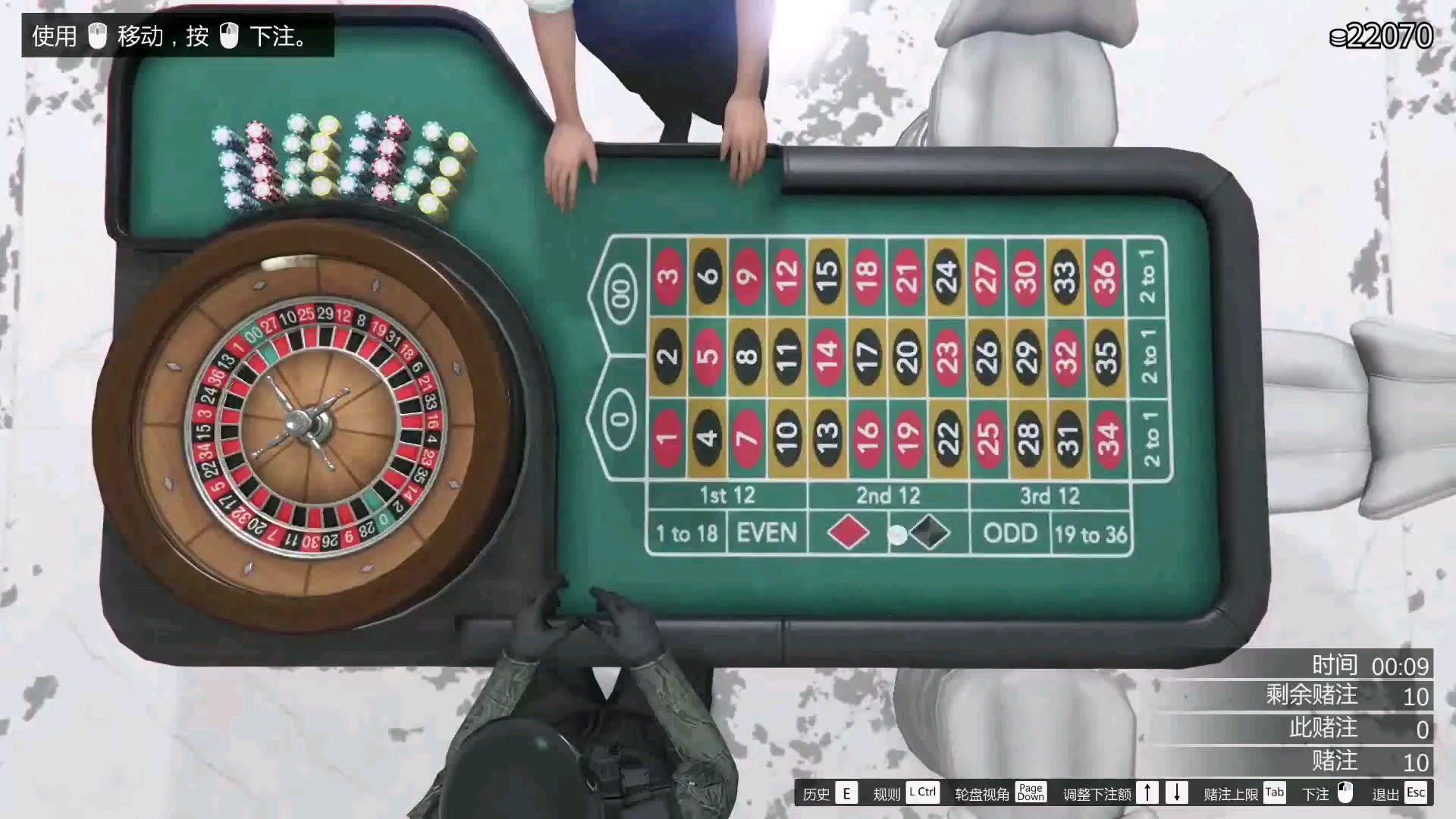 发家致富,gta赌场