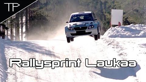 【拉力赛】Laukaa SM Sprint 2021