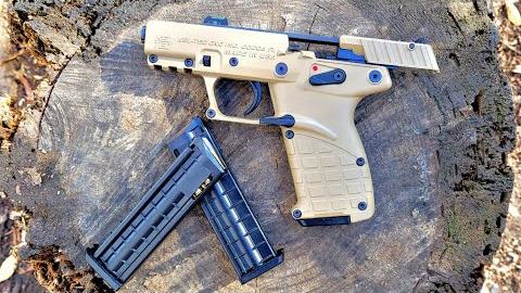 【开箱】Kel-Tec P17手枪