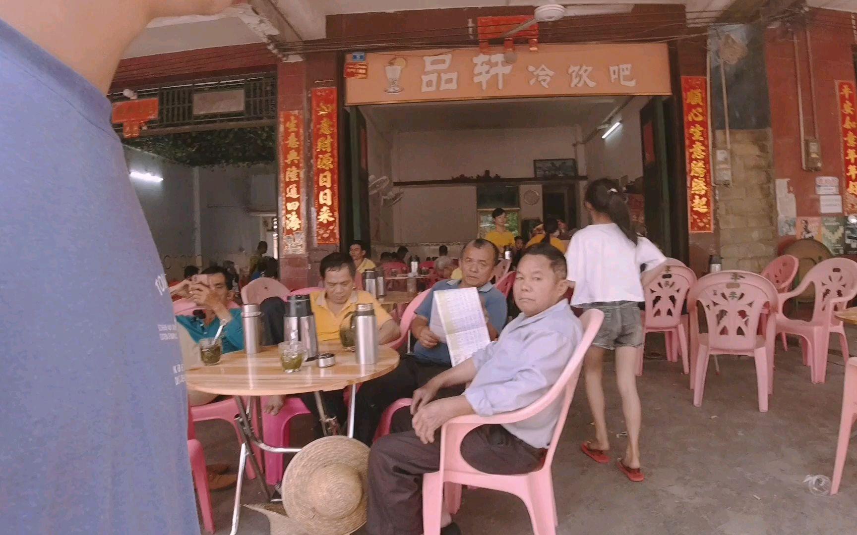海南人白天就喝茶聊天,年收入还有几十万?