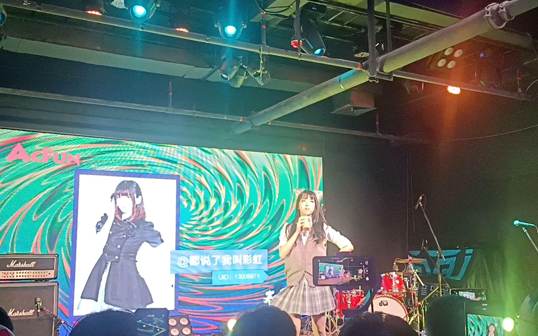深圳AFM彩虹演出片段