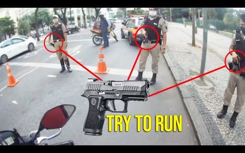 秒出警系列-摩托车合集(13)