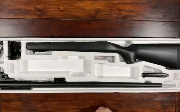 【Airsoft】Well mb03玩具m24开箱
