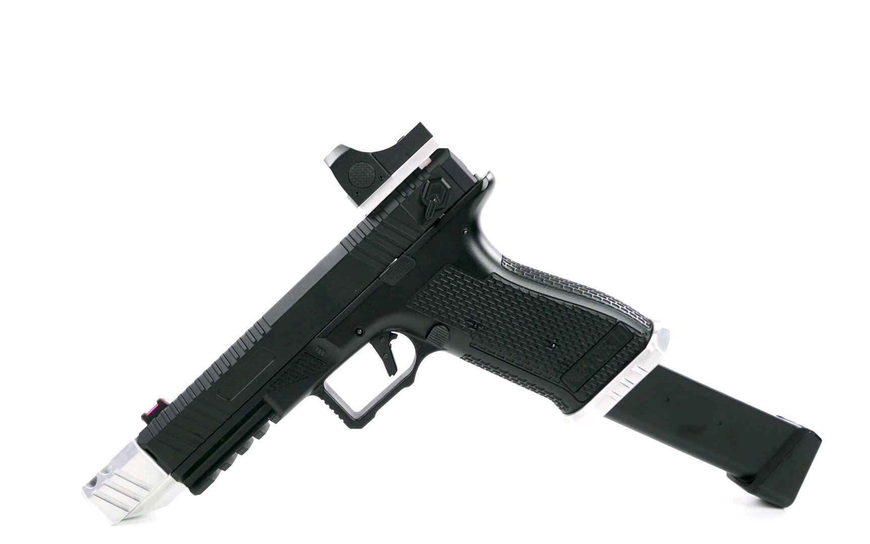 [油管搬运]全自动SSE18玩具枪