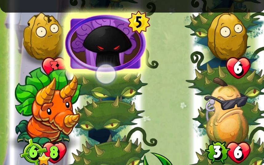 植物大战僵尸英雄:迫不得已