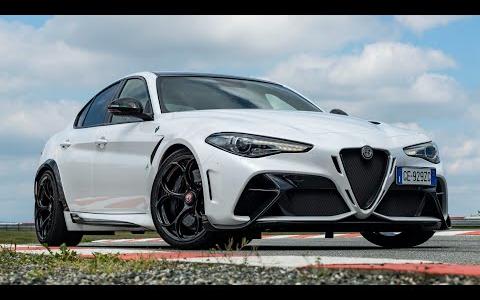 新款阿尔法罗密欧Giulia GTA 2022