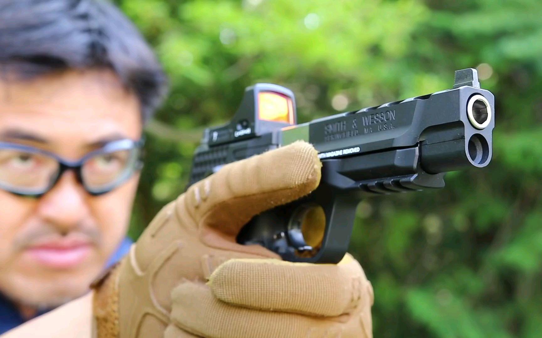 【壕堺大叔】东京丸井 M&P 9L 装配Micro Sight瞄准镜