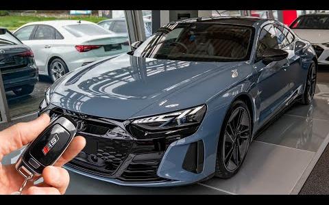 2021款 奥迪RS e-tron GT(598hp)-173.990,00欧元
