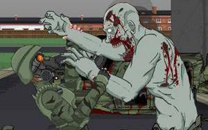 [死亡公路2]童年比较恐怖的丧尸类型游戏