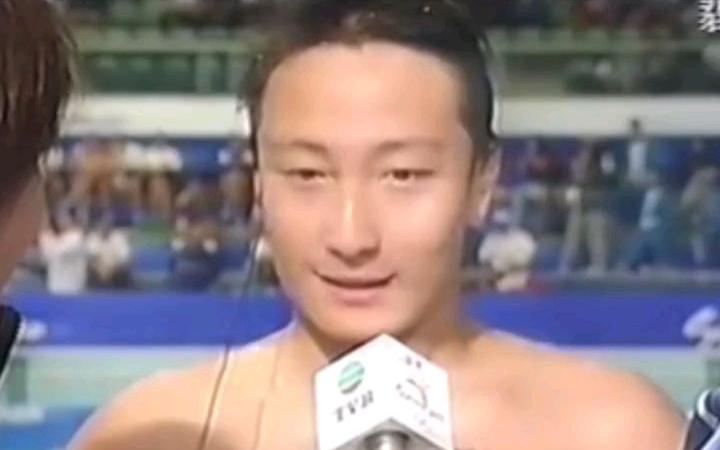 你可能不知道? 方力申当年还参加过奥运会!