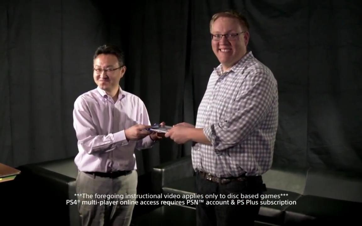 8年前PS4嘲讽XBOX One无法分享游戏的沙雕视频