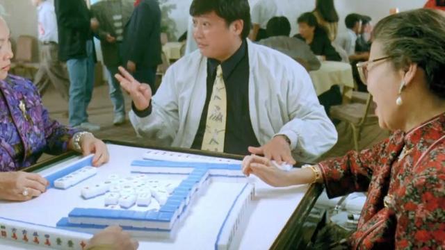 洪福: 两人联手打麻将出老千, 不料大妈是混黑道的, 这下惨了