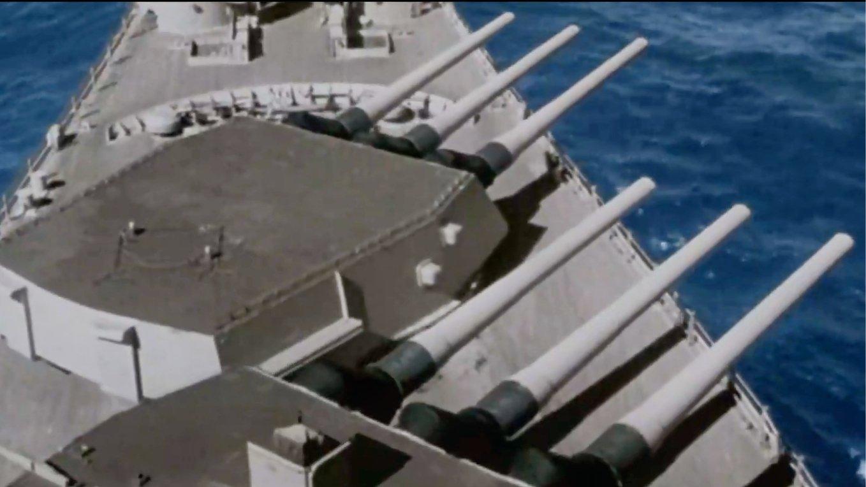 风语者: 日军用重炮伏击美军, 美军呼叫战列舰进行火力覆盖, 精彩