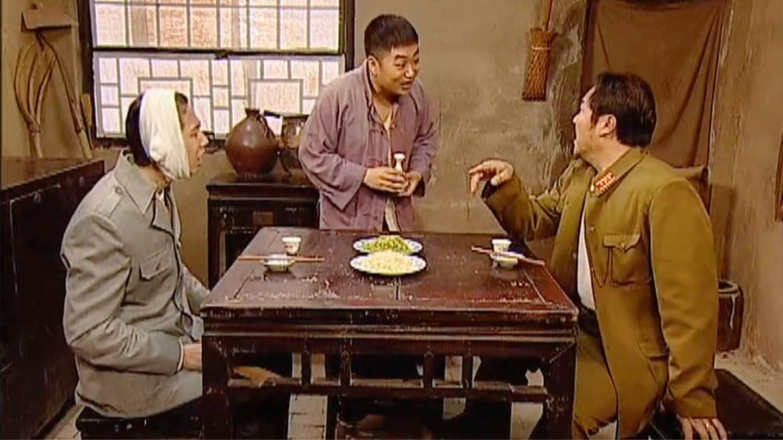 交通站: 夏翻译受了伤, 要吃驴耳朵, 说是吃啥补啥!