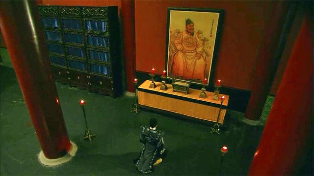 郑和下西洋: 朱棣登上皇位, 跪在朱元璋画像前忏悔, 说出肺腑之言