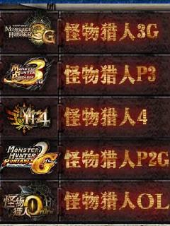 【动作游戏合辑】怪物猎人系列