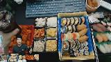 【第一视角菌】包饭+寿司+乌冬+虾+意面+沙拉 等