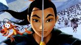 【中文字幕】王国之心HD2.5 美版 2代FM版 第三章 花木兰(上篇)