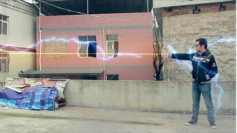【AE教程】某科学的超电磁炮——电磁炮部分