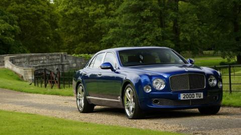 全球10大豪华轿车