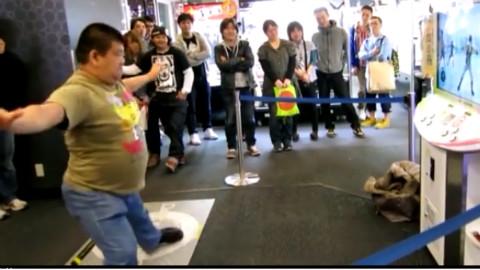【搬运系列】胖大叔玩跳舞机!大师级难度完美挑战!(完整版)
