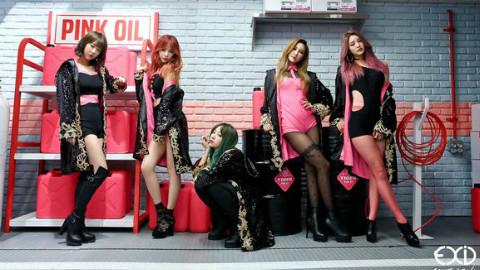 ◆EXID◆《Hot Pink》 完整版MV