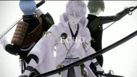 【MMD刀剣乱舞】 -ECHO- 【鶴丸・一期一振・鶯丸】